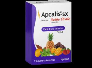 Apcalis SX Gelée orale